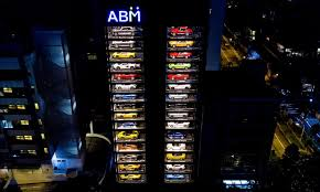 Car Vending Machine Frisco Amazing Car Vending Machines Become The Genie Of The Modern World Urbasm