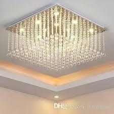 simple elegant chandelier led lights crystal modern creative rectangle shape chandeliers pendant ceiling lighting medium size of liquor bottle