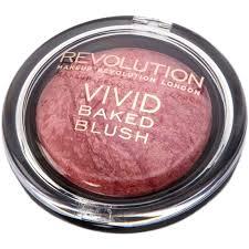 revolution makeup baked blush loved me the best