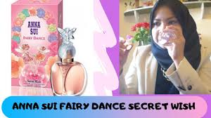 <b>anna sui fairy dance</b> secret wish parfum unboxing & review