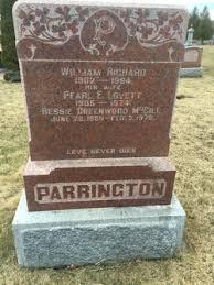 Bessie Greenwood McGill (1889-1976) - Find A Grave Memorial