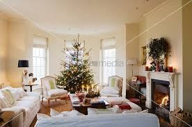 Wishing You A Ghostly Xmas Spooky Mystery Of The Lone Tree In Christmas Tree In Window