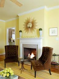 Living Room Furniture With Yellow Walls Creditrestore Us
