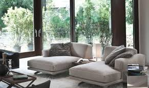Chaise Lounge In Living Room