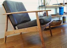 WIP Mid Century Modern Chair Apron Thrift Girl