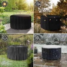 garden furniture cover round garden