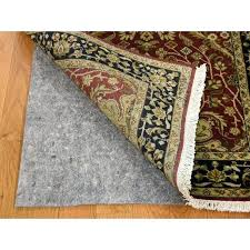 gorilla grip rug pad large size of area rugs and pads best carpet pad for wood