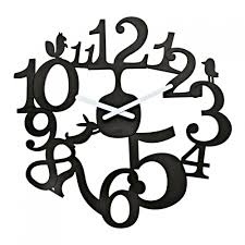 koziol pip wall clock  buy designer wall clocks at koziolshop uk