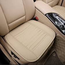 universal seat cushion pu leather car seat cover