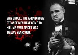 Godfather Quotes Amazing Pin By Michael Johnson On So True Pinterest Godfather Quotes