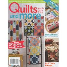 Better Homes and Gardens Quilts and More Fall 2016 - Meredith ... & Better Homes and Gardens Quilts and More Fall 2016 Adamdwight.com