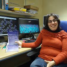 Manuela Mura Shares Ground-Breaking Research | News | University ... - dr_manuela_mura_rdax_500x500