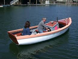 for boats like the poulsbo or victor slo what type of motor would be used