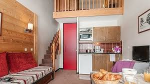 la apartments 2 bedroom. le quartz residence - 2 bedroom + alcove apartment, belle plagne la apartments