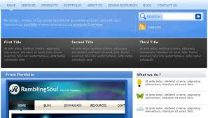 Css Website Templates Cool 48 Free And High Quality CSSXHTML Business Website Templates