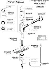 kitchen faucet parts kitchen single handle kitchen faucet repair diagram single handle kitchen faucet parts glacier