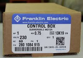 franklin electric 2801084915 fe 1 0 hp control box for 3 wire franklin electric 2801084915 fe 1 0 hp control box for 3 wire submersible pump