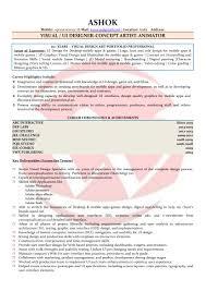 Ui Developer Resume Format Resume For Study