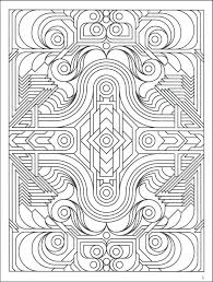 Complex Coloring Sheets Amazing Design Complex Coloring Pages Free