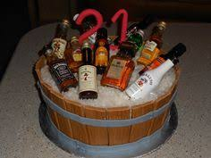 Alcohol Themed Birthday Cakes For Men Google Search Crafts