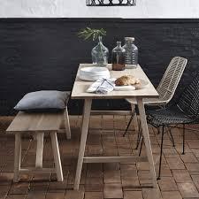 Esstisch Eiche Natur Tische Wohnmöbel Mobileurde