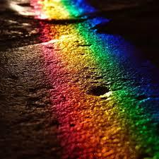 25 Rainbow iPad Wallpapers