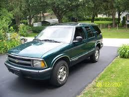 1996 Chevrolet Blazer Photos, Specs, News - Radka Car`s Blog