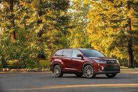2017 Toyota Highlander SE AWD First Test Review