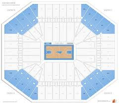 Dean Dome Seating Chart Unc Elcho Table