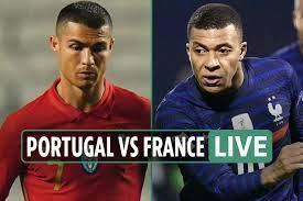 Portugal vs #France saa 21:45'.... - Energy Radio 88.8 FM