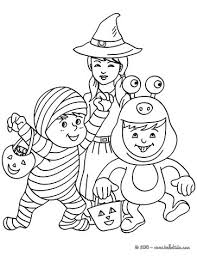 halloween costumes coloring pages 6 images of cute halloween costume coloring page halloween costume
