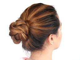 Flower Hair Style how to do a 3d flower bun 14 steps with pictures wikihow 1105 by wearticles.com