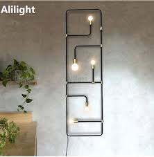 creative lighting modern led wall lamp creative lighting wall light entrance hall homemade rustic sconces staircase creative lighting