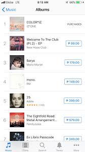Itunes Philippines Album Chart Philippine Itunes Album Chart Produce48