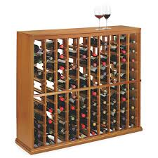 Image of: Large Wooden Wine Racks