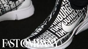 Nike Shoes Cool Designs Nike Lets You Design Shoes Right On Your Feet You Have To See This