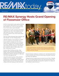 RE/MAX Synergy Hosts Grand Opening of Flossmoor Office