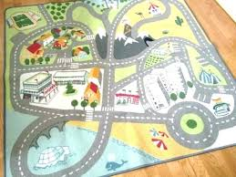 full size of childrens car play rug road mat ikea child kids city map area copy