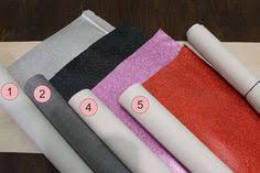 "8*12"" (<b>22*30 cm</b>) 0.8 mm Glitter sparkles <b>Faux leather sheets</b> Vinyl ..."
