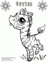Small Picture Printable Jungle Animals Coloring Pages Jungle Animals 006