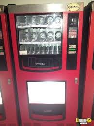 Vm 750 Vending Machine Amazing Gaines Vending Machines Fortune Resources Machines Used VM48