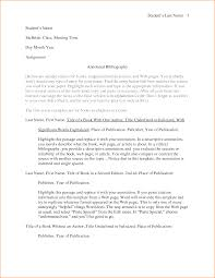 Annotated Graphy Apa Format Sample Example Psychology