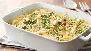 en and broccoli tetrazzini recipe