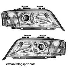 Go Lamps Go Audi A6 A6 Quattro 6 Cylinder 2000 2001 Xenon