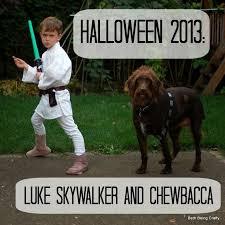 beth being crafty luke skywalker and chewbacca diy wookie bandolier for the dog