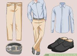 Interview Outfits For Men 4 Ways To Dress For An Interview As A Man Wikihow