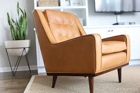 living room chairs elegance leather accent for