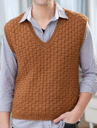Mens Vest Pattern Free Custom Inspiration Design