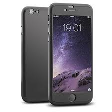 dropproof 360 case cover for iphone 6 6s 6plus 7 8 plus iphone7 fundas coque dual