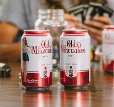 Old Milwaukee Light Pin Up Series Old Milwaukee Beer Unveils American Pin Up Packaging